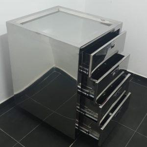 Mobilier inox pentru laborator