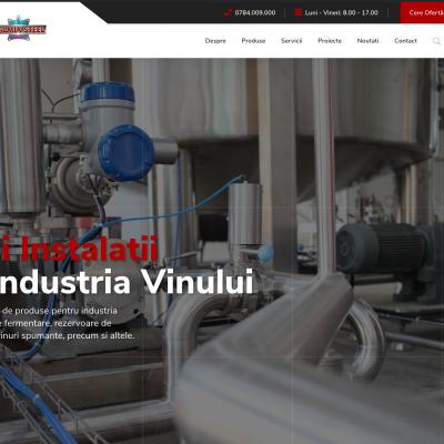 Noul Website Valmix