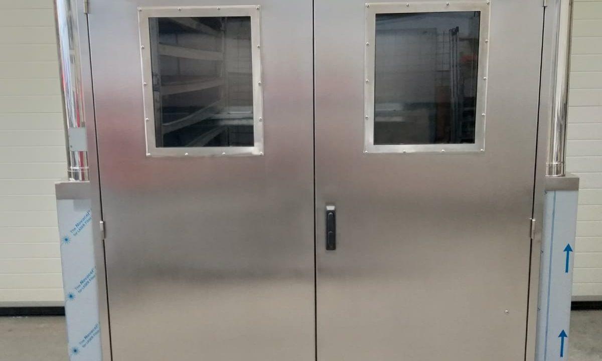 Un Nou Proiect Finalizat – Dulap Metalic